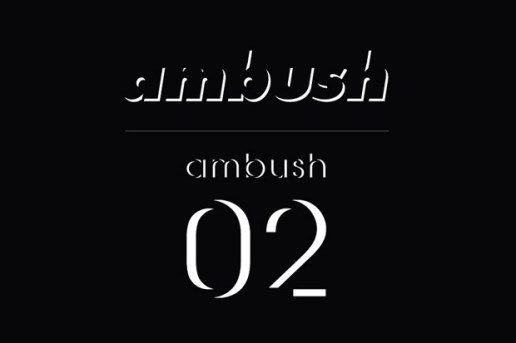 ambush & ambush 02 Singapore Store Relaunch