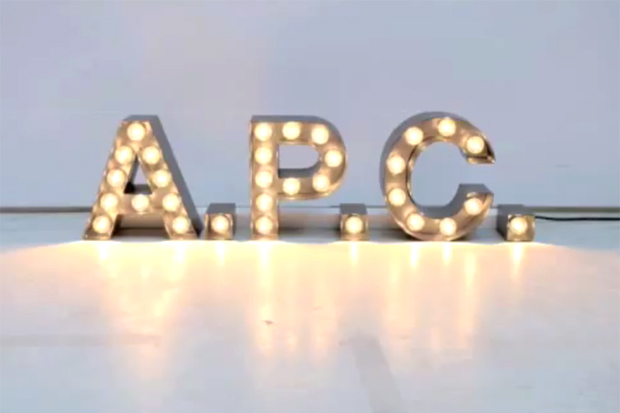 A.P.C. 25th Anniversary Short Film
