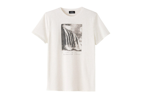 A.P.C. Music Band T-Shirts