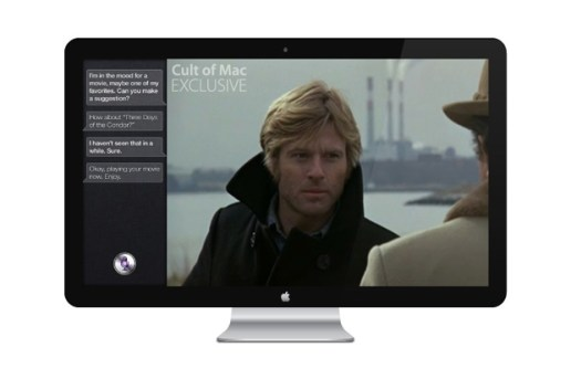 Rumor: Is This What The Apple HDTV Looks Like?