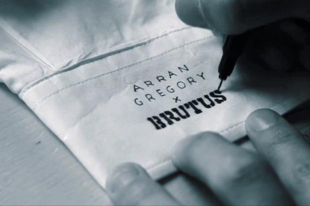 Arran Gregory x Brutus Button-Down Trimfit Shirt Video