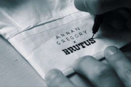 Arran Gregory x Brutus Button-Down Trimfit Shirt Video