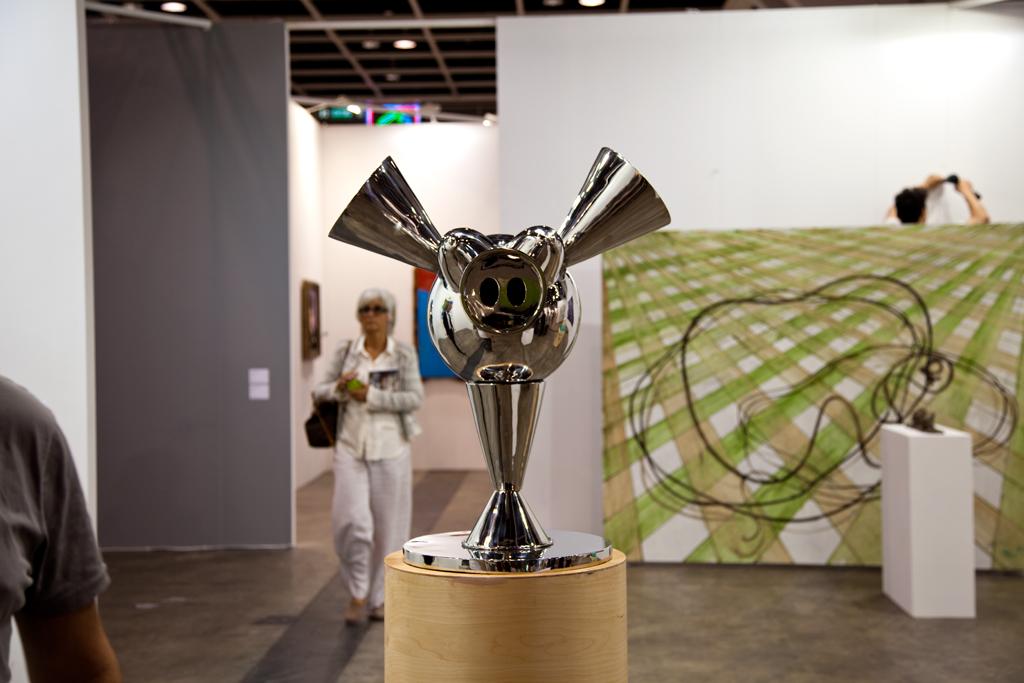 ART HK 12 Hong Kong International Art Fair 2012 Recap