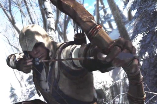 Assassin's Creed III - World Gameplay Premiere