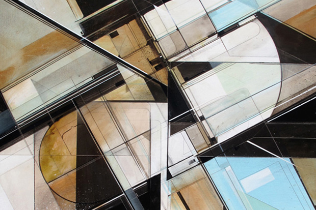 """Augustine Kofie """"Working An Angle"""" Exhibition @ Known Gallery"""