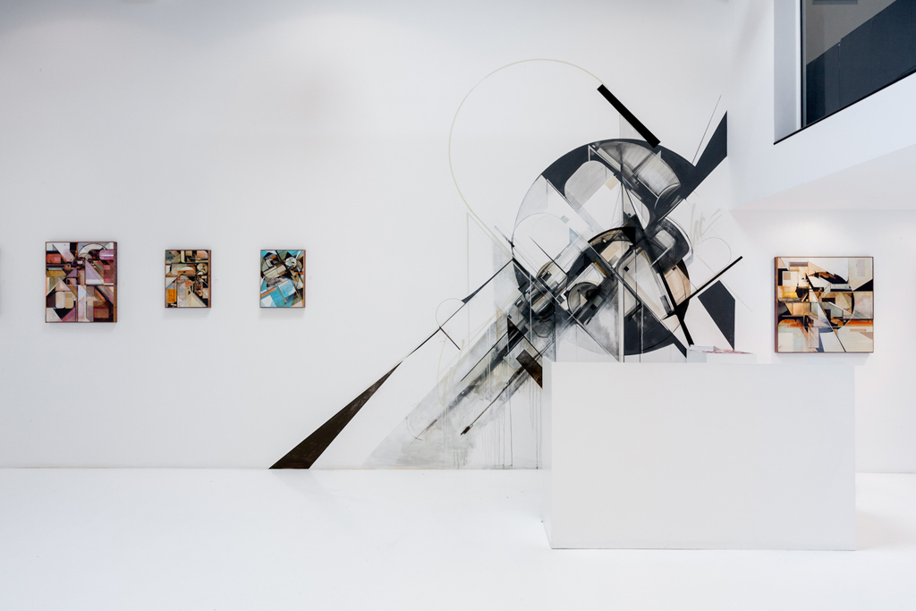 "Augustine Kofie ""Working An Angle"" @ Known Gallery Recap"