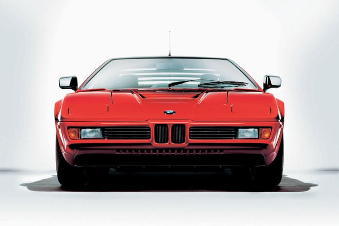 BMW Celebrates 40 Years of M