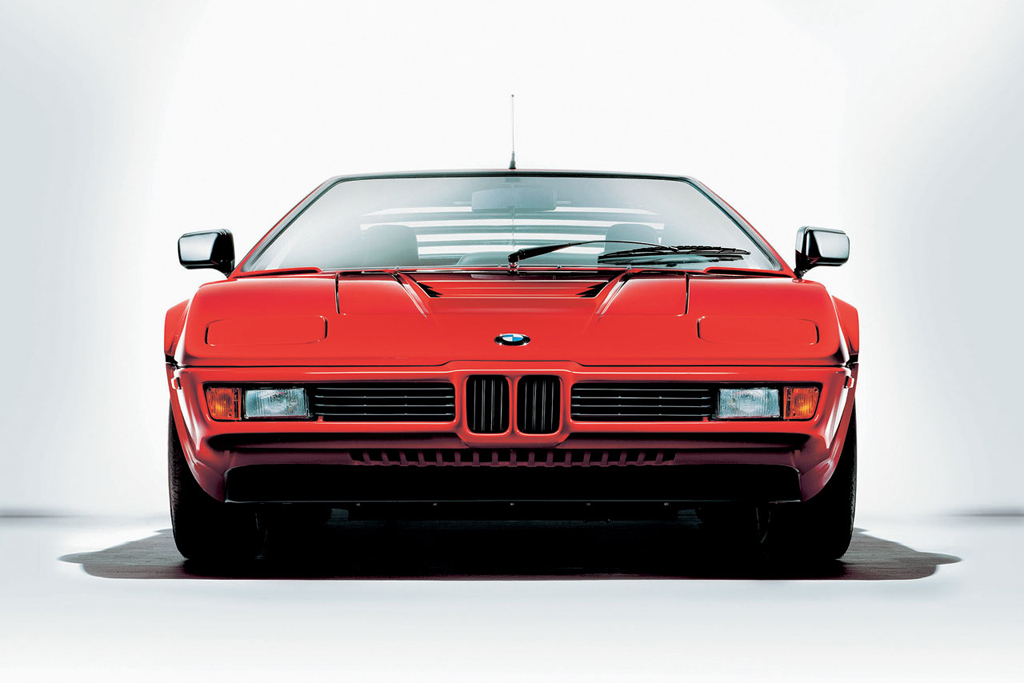 BMW Celebrates 40 Years of M