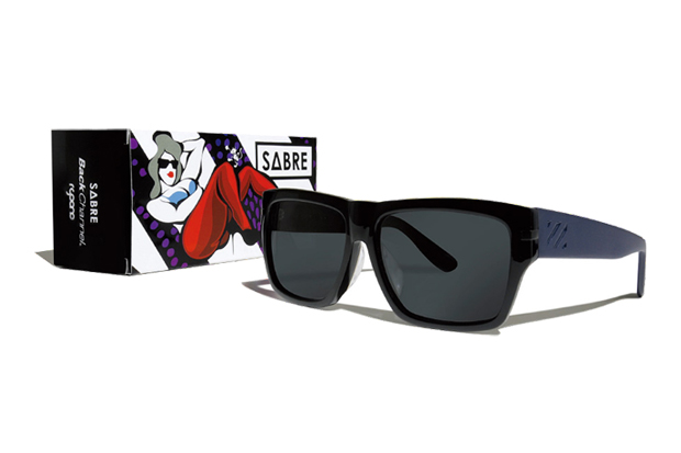 "Back Channel x RYOONO x SABRE ""NO CONTROL"" Sunglasses"