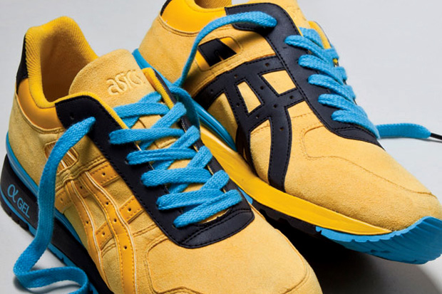 Bait X ASICS Featured on Sneaker Freaker #24