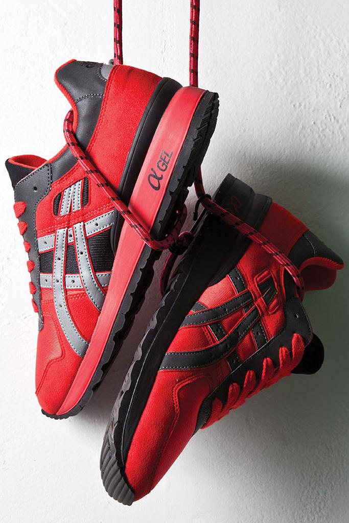 """BAIT x ASICS 2012 """"Rings"""" Sneaker Pack"""