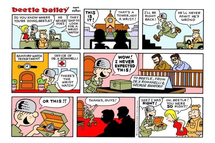 Dr. Romanelli x Bamford ARMY vs NAVY Series Teaser