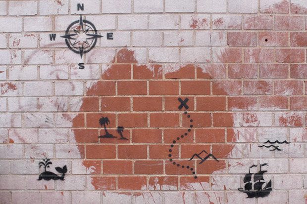 banksy unveils new outdoor works