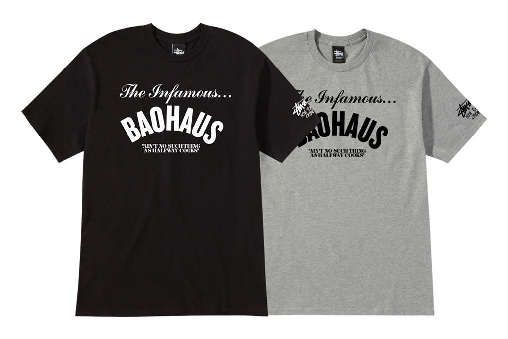 "Baohaus x Stussy 2012 ""The Infamous BAOHAUS"" T-Shirt"