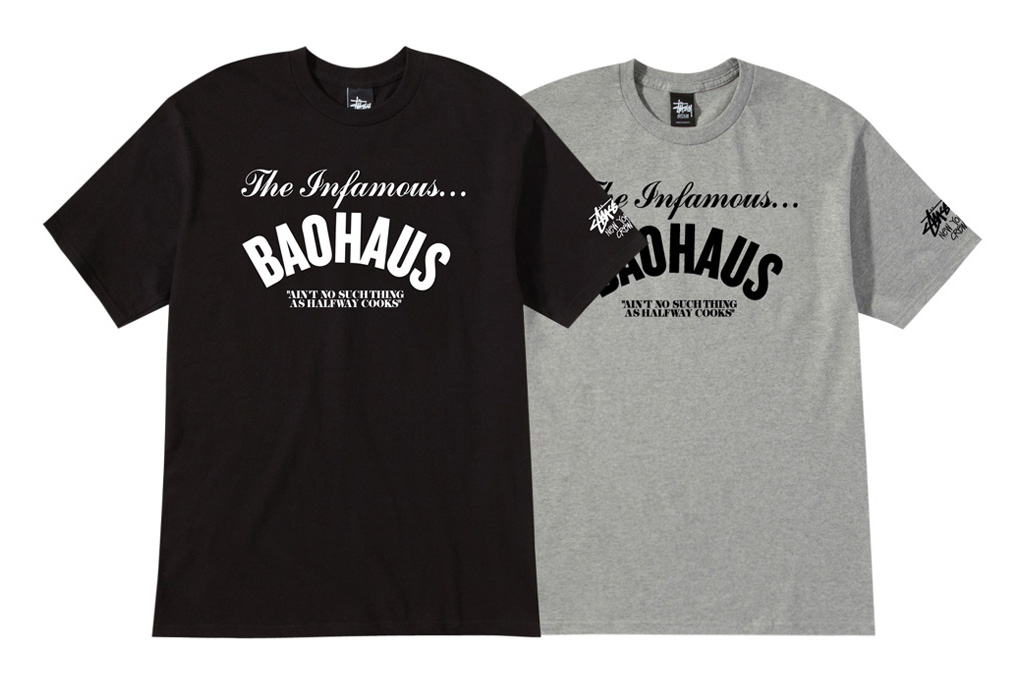 baohaus stussy 2012 quotthe infamous baohausquot t shirt
