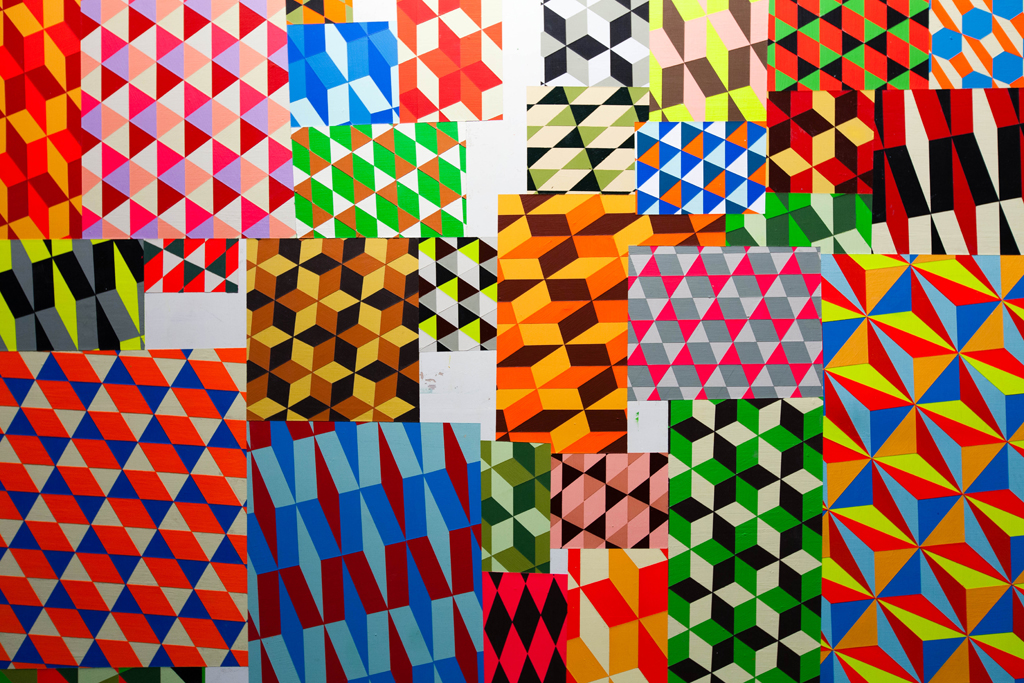 Barry McGee Solo Exhibition @ PRISM Recap