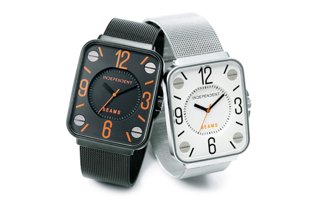 BEAMS × INDEPENDENT Watch