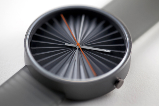 "Benjamin Hubert for Nava ""Plicate"" Watch"