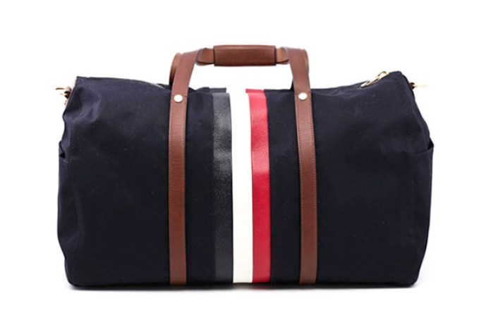 BLACK FLEECE by Brooks Brothers Mackintosh Duffel