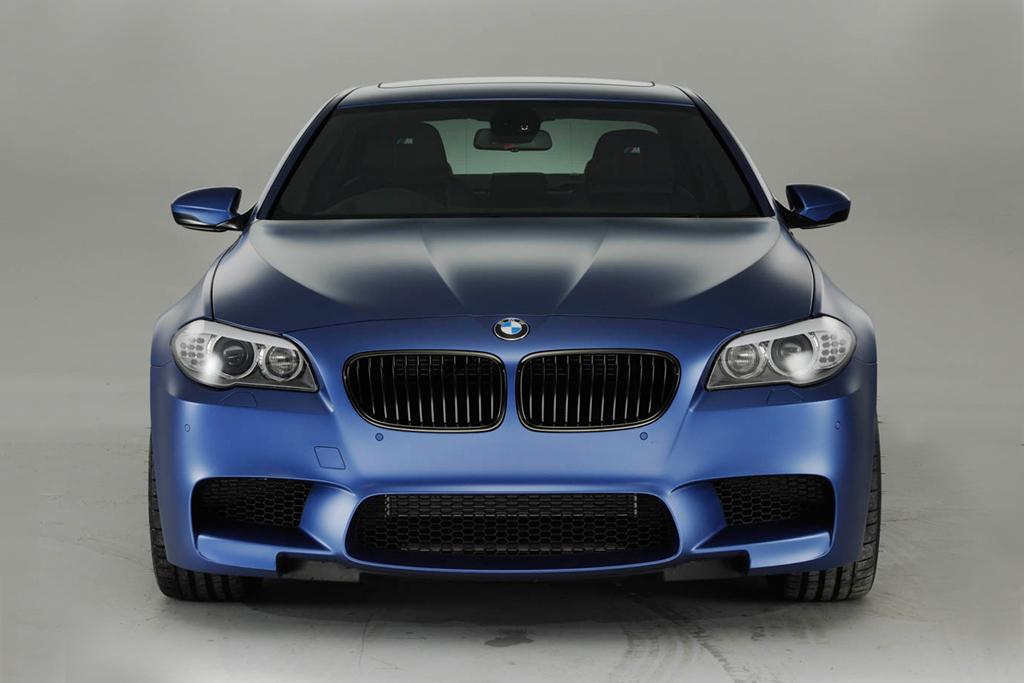 BMW Reveals New M Performance M3 & M5 for UK Market