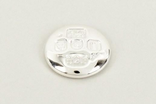 BUNNEY Sterling Silver Diamond Jubilee Badges