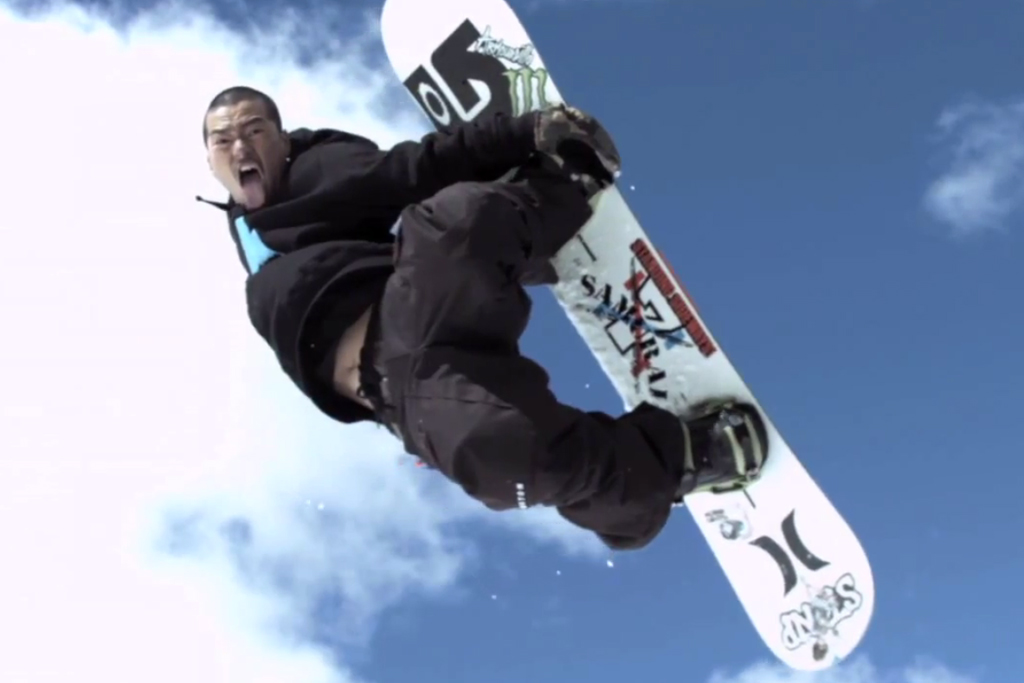 Burton: Snow Porn - Kazuhiro Kokubo from Standing Sideways