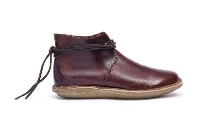 Camille Tanoh 2012 The Saturday Afternoon Man Shoe