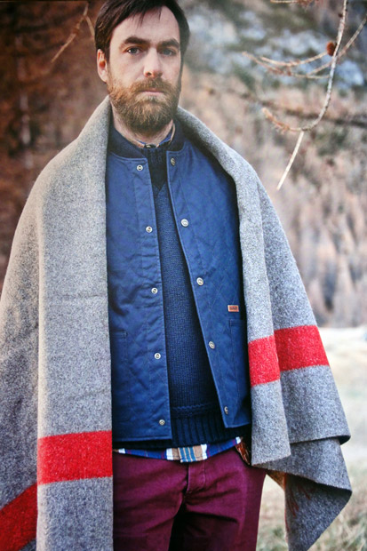 Carhartt Heritage 2012 Fall/Winter Lookbook