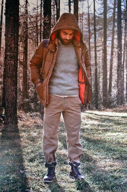 carhartt heritage 2012 fall winter lookbook