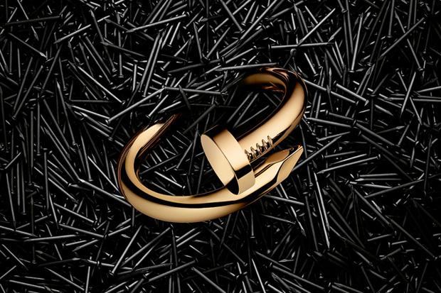 """Cartier """"JUSTE UN CLOU"""" Bracelet Reissue"""