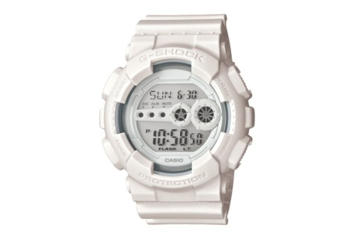 "Casio G-Shock GD-100WW-7 ""Whiteout"""