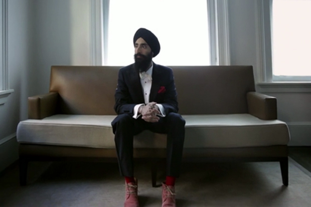 Chris Floyd: Waris Ahluwalia - The Way I Dress Video