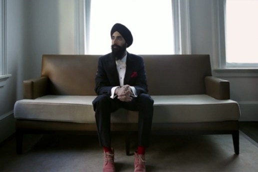 Chris Floyd: Waris Ahluwalia - The Way I Dress Video