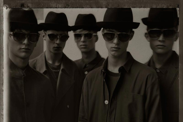 commons&sense man Magazine: Kris Van Assche Editorial