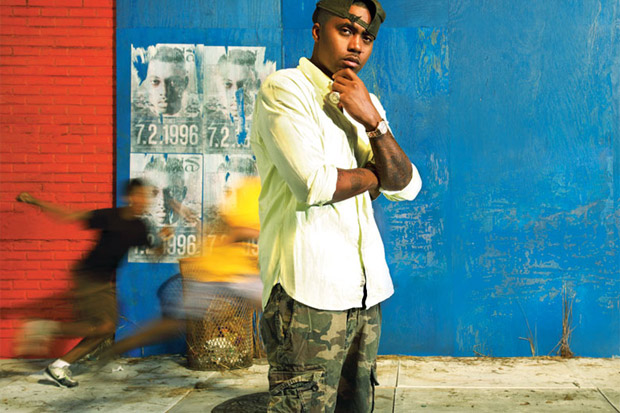 """Complex: Nas - """"Return of the Don"""" Cover Story"""