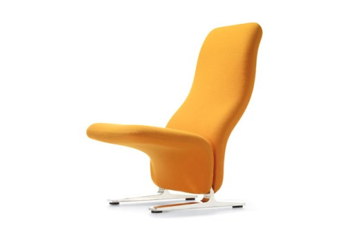 Concorde Chair by Pierre Paulin for Artifort
