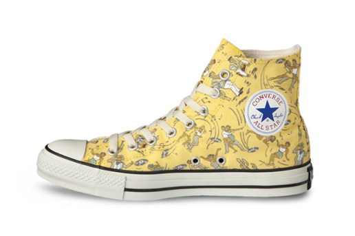 "Converse Japan Chuck Taylor All-Star Hi ""Caribbean Music"""