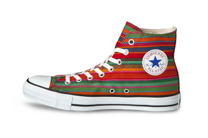 "Converse Japan Chuck Taylor All-Star Hi ""Huipil"""
