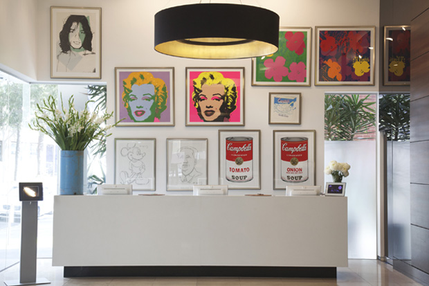 Could You Pick Out a Real Warhol Painting?