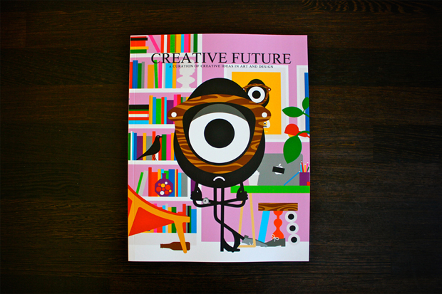 creative future magazine issue 03