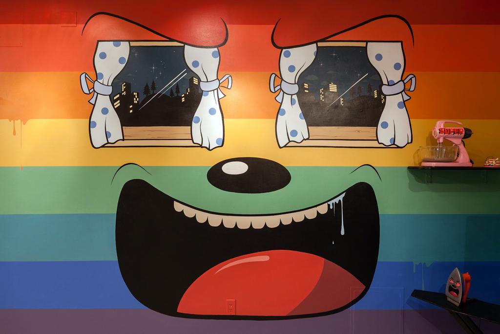 dabs myla break night lovers exhibition known gallery recap