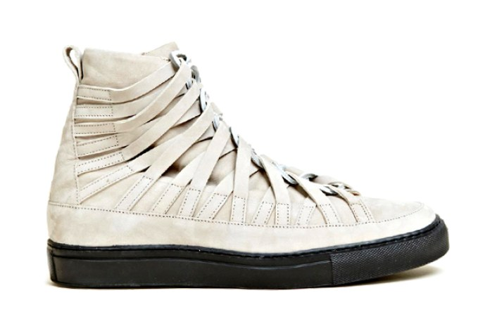 Damir Doma Fanio Layered Trainers