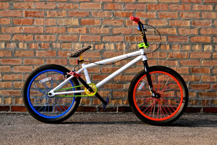 Dee & Ricky x MIRRACO 2012 BMX Bike