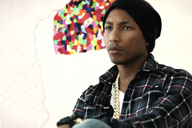 Dissecting Creativity with Pharrell Williams Part 1