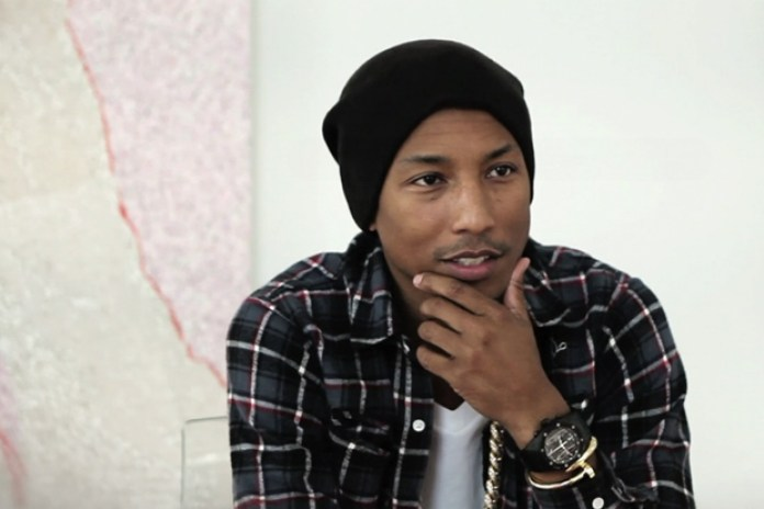 Dissecting Creativity with Pharrell Williams Part 2