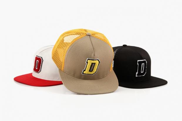 DQM 2012 Spring/Summer headwear