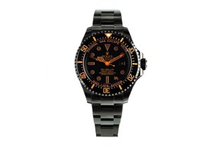 Dr. Romanelli x Just One Eye x Bamford Watch Department Rolex Collection