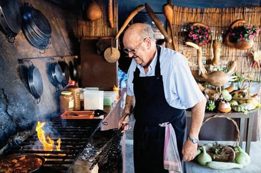 Edible Selby: Emilio Fernandez of Sa Foradada