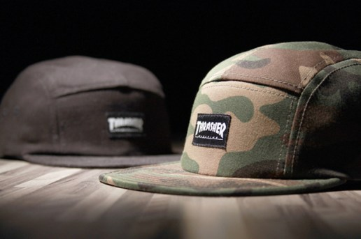 Elm Company for Thrasher Magazine 5-Panel Caps