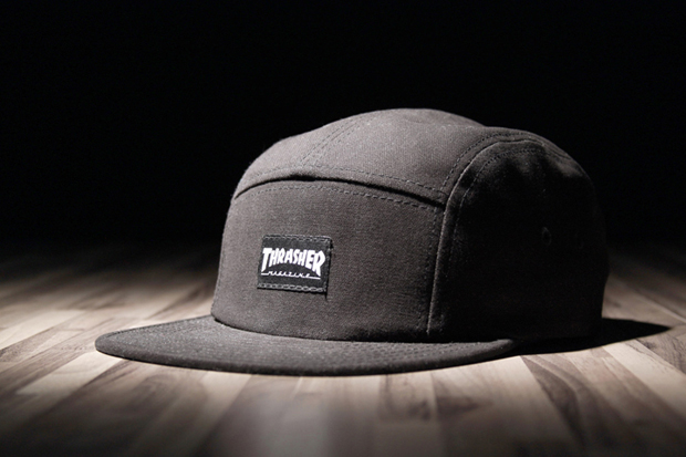 elm company for thrasher magazine 5 panel caps